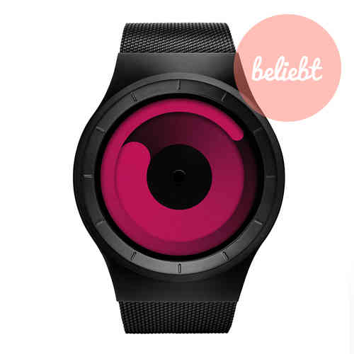 MERCURY black magenta