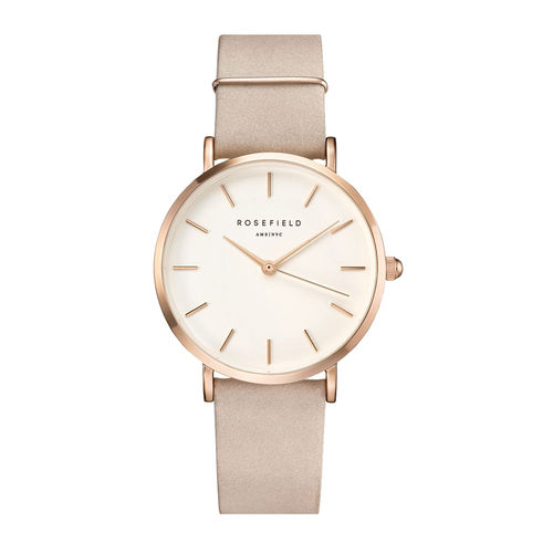 WEST VILLAGE  Zartrosa - Rosegold / 33mm