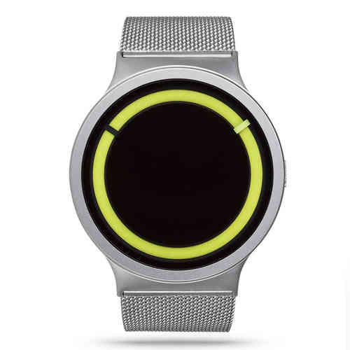 ECLIPSE METALLIC chrome lemon