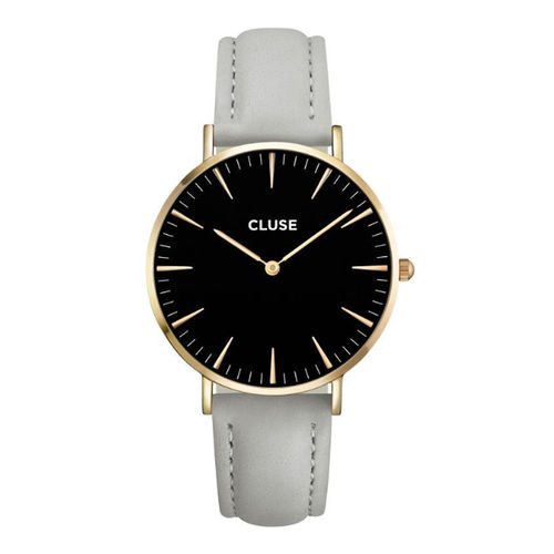 CLUSE LA BOHÈME Gold Black/Grey