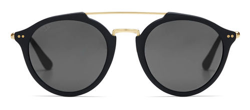 "KAPTEN & SON - FITZROY ""matt all black"", Sonnenbrille"
