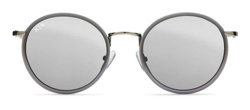 "KAPTEN & SON - AMSTERDAM ""all grey Mirrored"", Sonnenbrille"