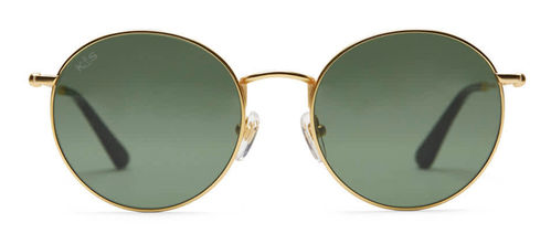 "KAPTEN & SON - LONDON ""gold green"", Sonnenbrille"