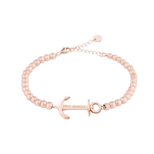 PAUL HEWITT - Armkette - ANCHOR SPIRIT - Rosegold