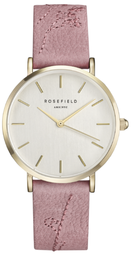 ROSEFIELD - CITY BLOOM Rose Brush - Gold / 33mm -  CIRBG-E92