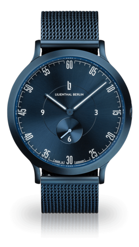 LILIENTHAL BERLIN - L1 - ALL BLUE MESH - 42,5 MM