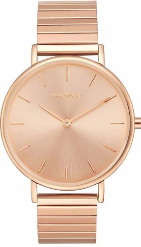 WATCHPEOPLE / PASSION FLEX - roségold/ roségold/ rosésold - 35 MM