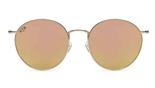 "KAPTEN & SON - LONDON ""all pink mirrored"", Sonnenbrille"