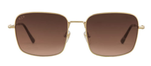 "KAPTEN & SON - ORLANDO ""gold brown gradient"", Sonnenbrille"