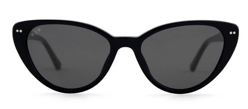 "KAPTEN & SON - VALENCIA ""all black"", Sonnenbrille"
