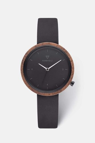 KERBHOLZ - HILDE - WALNUT MIDNIGHT BLACK